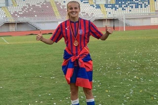 Futbolli i femrave, Arbiona Bajraktari: Jemi gati për FC Minsk