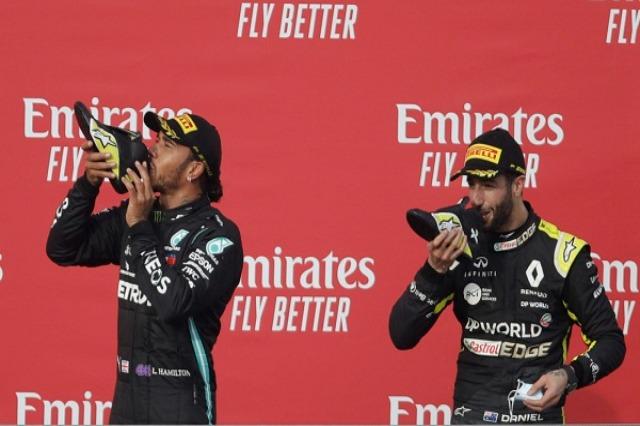 Lewis Hamilton: Një fitore që më ngroh zemrën
