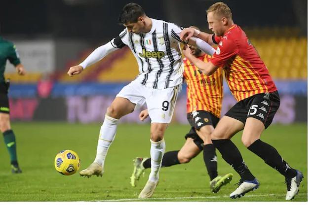 Juve pa CR7, vetëm barazim, 1-1 me Benevento