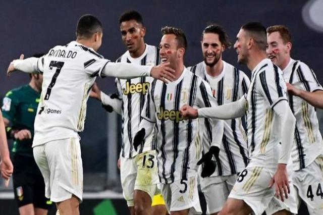 Cristiano Ronaldo: katër minuta, dy gola. Juve-Cagliari 2-0