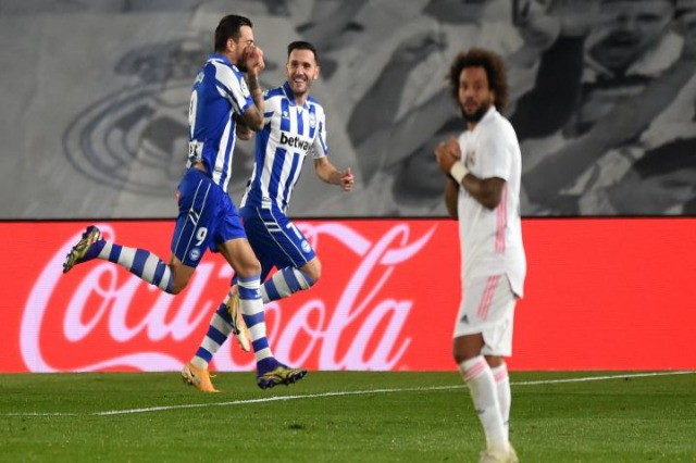 Reali e bën dramë: humbet Hazard, mundet nga Alaves