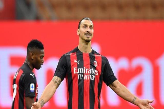 Milan-Verona 2-2, Ibra: Jam i zemëruar