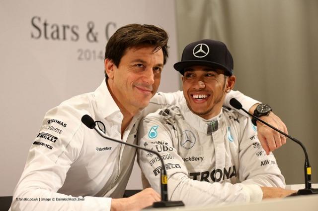F1 Mercedes, Wolff: Gjithçka është e qartë, mungon vetëm firma