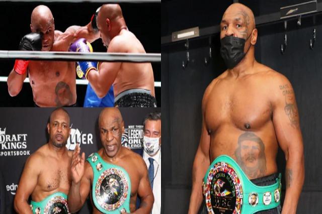 Mike Tyson, rekord arkëtimesh me rikthimin në ring kundër Jones