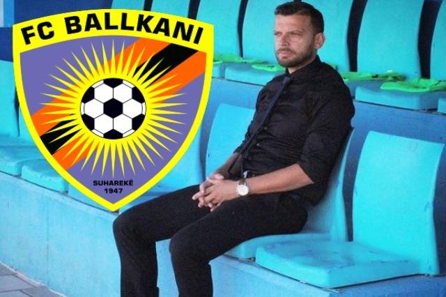 Blendi Shkëmbi: Titulli kampion me Ballkanin? Kam besim