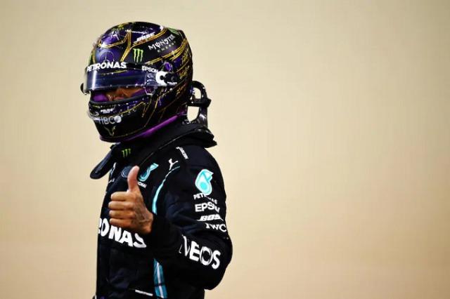 """Formula 1: Hamilton, """"Sportisti i vitit 2020"""" sipas BBC"""