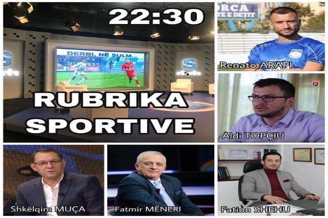 Rubrika Sportive, sot java e 9-të dhe Statuti i FSHF-së