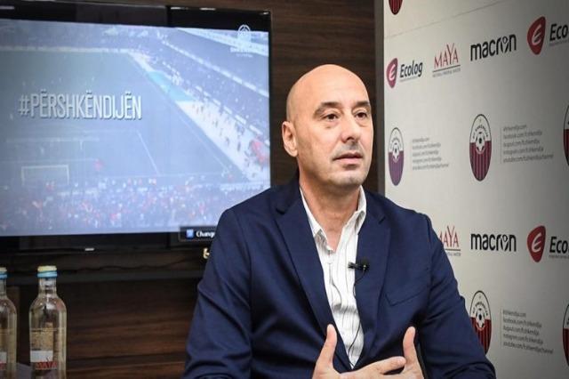 Shkëndija, Gjoka: Në Maqedoni nuk i duan shqiptarët kampionë