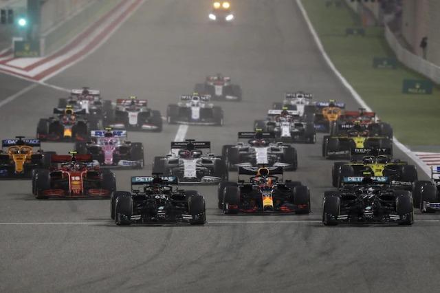 F1: zyrtarizohen testet para-sezonale në Sakhir nga 12 deri më 14 mars