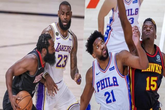 NBA, Harden humbet përballë LeBron dhe mendon lamtumirën