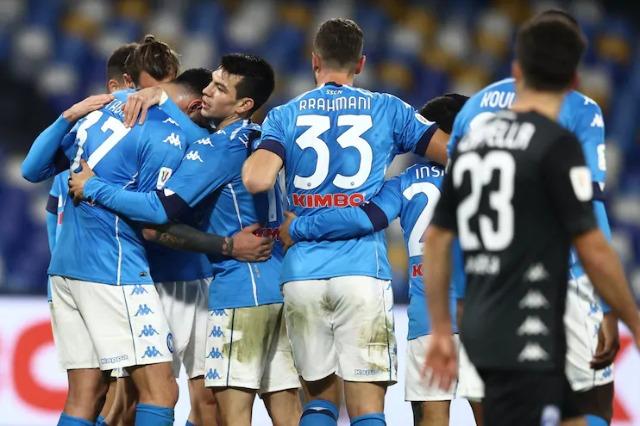 Kupa e Italisë: Dopieta e Bajramit nuk mjafton për Empolin, kualifikohet Napoli