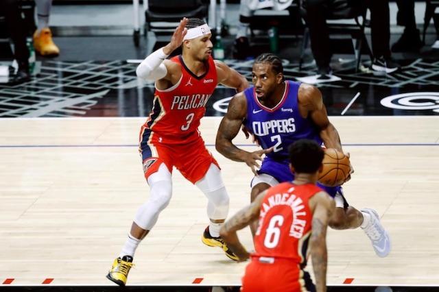 NBA: Brooklyn rrëmben derbin, fitojnë dy skuadrat e Los Angeles