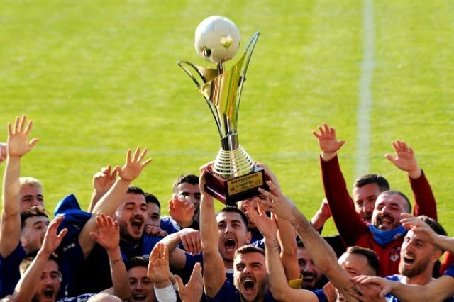 Prishtina, fituese e Superkupës së Kosovës