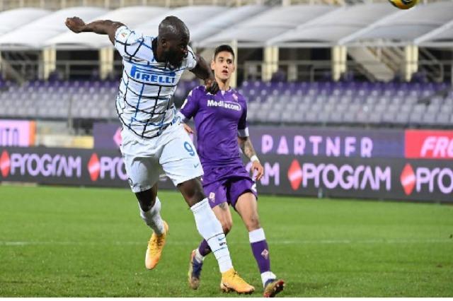 Inter, mendon Lukaku: 2-1 me Fioren në minutën e 119-të, derbi në çerekfinale
