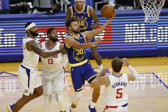 NBA: Beal firmos 60 pikë, por Wizards humbasin. Clippers ndalojnë Curry
