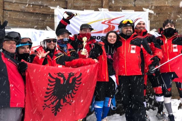 Shqipëria e skive jep shpresë... Të dytët në SES Cup