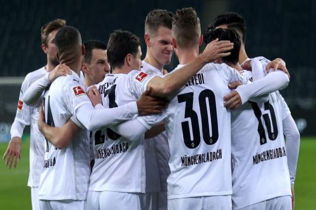 Haaland nuk mjafton, Dortmund dorëzohet përballë M'gladbach