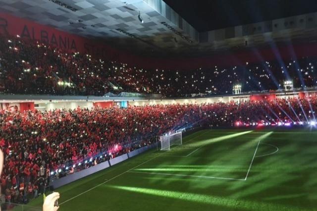 Shqipëria e futbollit tërheq vëmendjen europiane