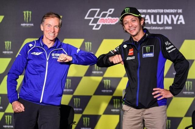 """""""Valentino Rossi do të na japë një dorë me eksperiencën e tij"""""""