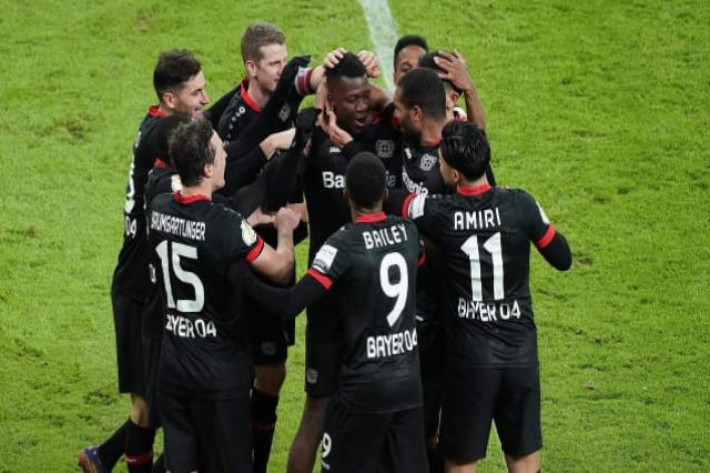 Kupa e Gjermanisë: Leverkusen kualifikohet me poker