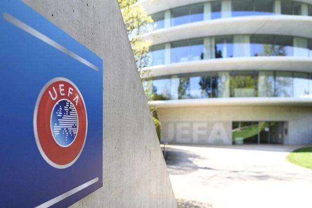 UEFA anullon Europianin U19
