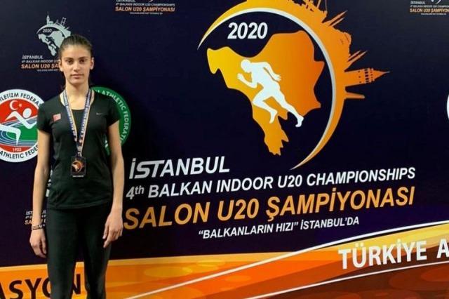 Atletikë: Redia Dauti, nënkampione Ballkani