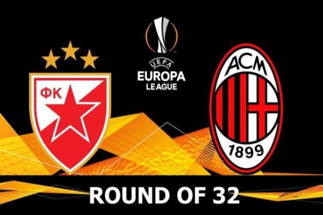 UEFA EUROPA LEAGUE! SOT ZVEZDA - MILAN NË RTSH