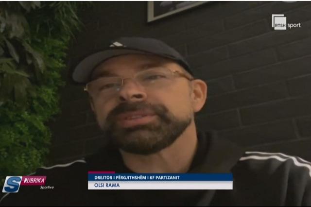 Olsi Rama: Fitorja e Partizanit vlen katër pikë