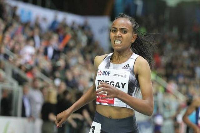 Atletikë, Mitingu i Francës: spikat etiopiania Gudaf Tsegaj