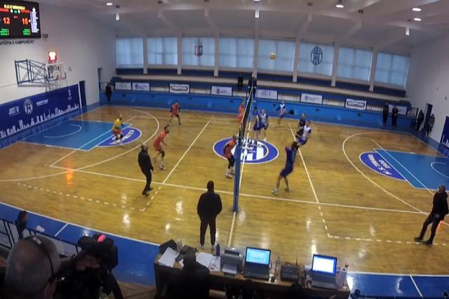 Volejboll Meshkuj/Partizani, i pandalshëm në kampionat