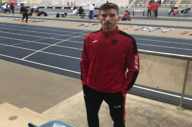 Franko Burraj, jashtë finales së Europianit