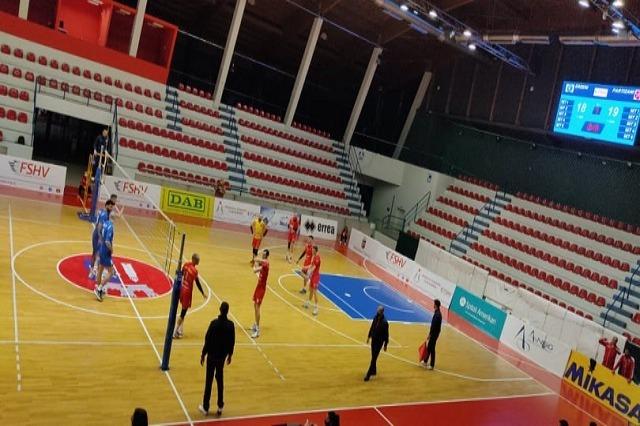 Volejboll Meshkuj/Kupa është e Partizanit