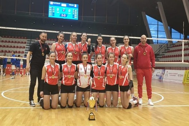 Volejboll Femra/ Partizani, fitues i Kupës