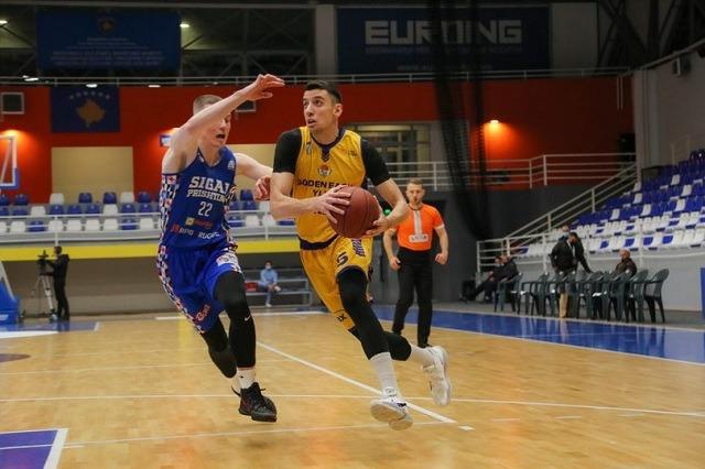 Liga Unike: Goga Basket dhe Golden Eagle Ylli, në gjysmëfinale