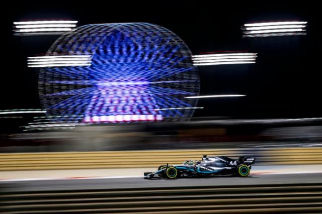 F1, Hamilton kundër të gjithëve