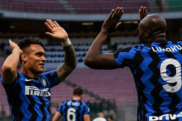 Lukaku-Martinez, Inter arratiset