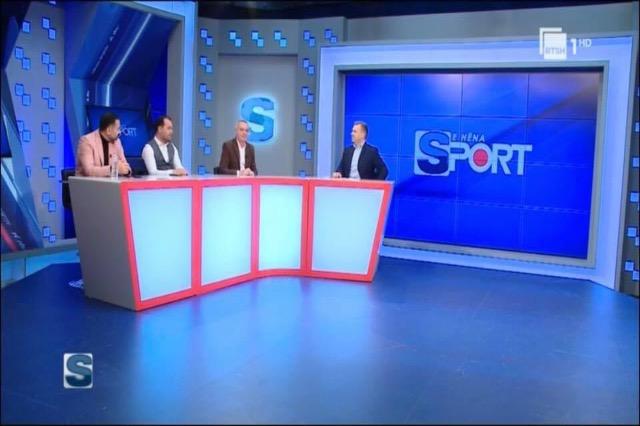 E Hëna Sportive sot në RTSH Sport ora 18:00