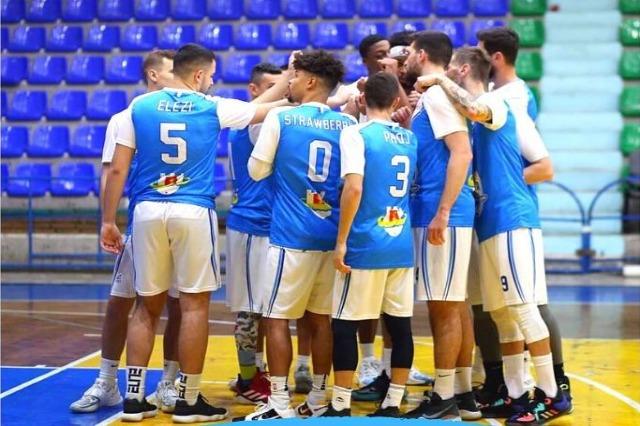 Basketboll Meshkuj/Teuta, bindëse edhe ndaj Tiranës
