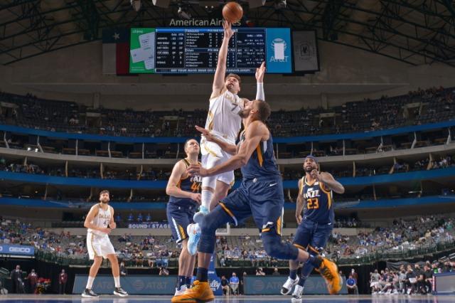 NBA: Dallas dominon Utah, çfarë spektakli nga Irving!