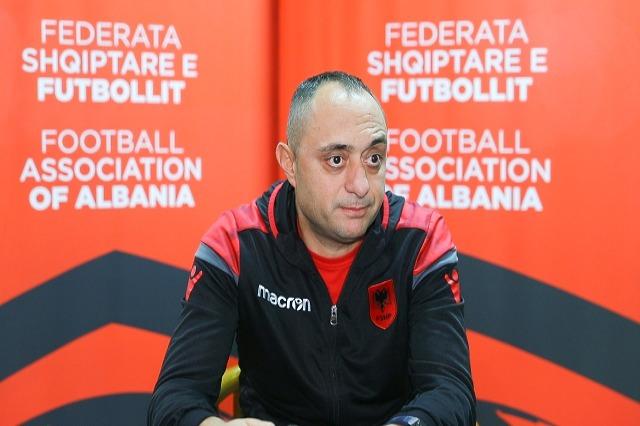 Futbolli i Sallës / Shqipëri-Kroaci, trajneri Resuli: Pres maksimumin
