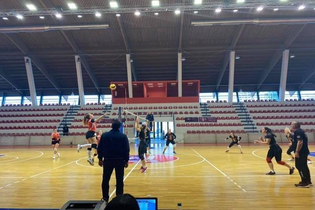 Volejboll Femra/ Partizani dhe Tirana, fitore bindëse