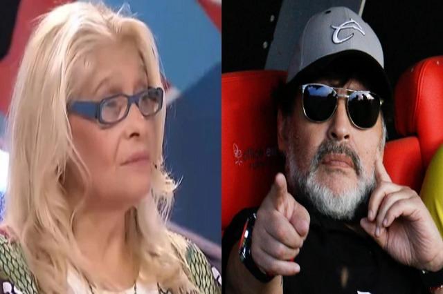 """Maradona, motra e dëbuar: """"luftë"""" për 60 milionë"""