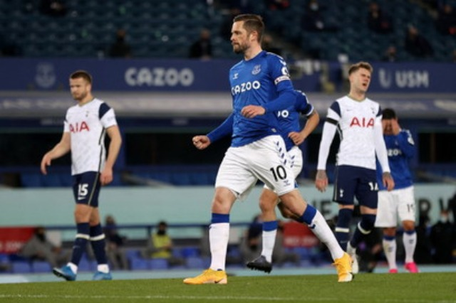 Premier, Everton dhe Tottenham anullojnë njëri-tjetrin