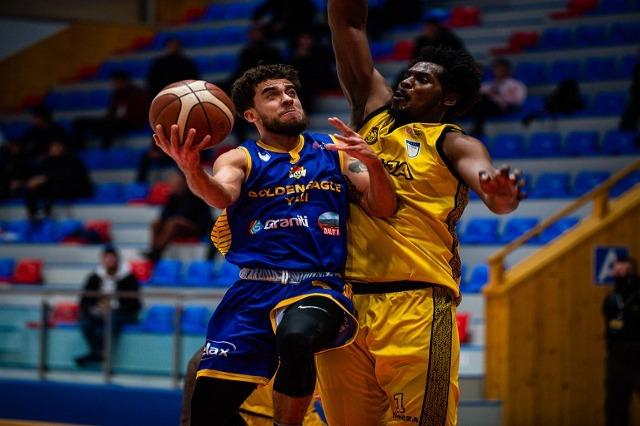 Basketboll Meshkuj/Liga Unike, për Golden Eagle Ylli