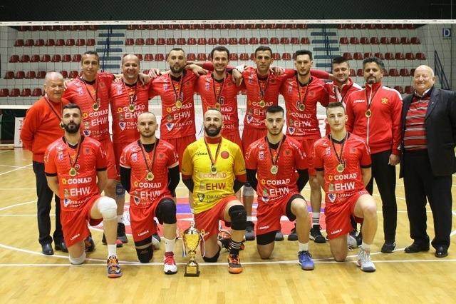 Volejboll Meshkuj/Sezoni i kuq i rrjetës shqiptare