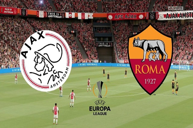 Liga e Europës:  Ajaks-Roma, supersfida e çerekfinaleve në RTSH