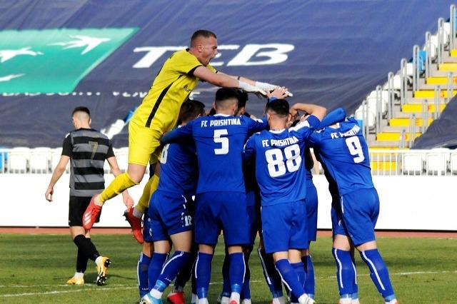 Superliga e Kosovës: surprizon Prishtina, mund Ballkanin