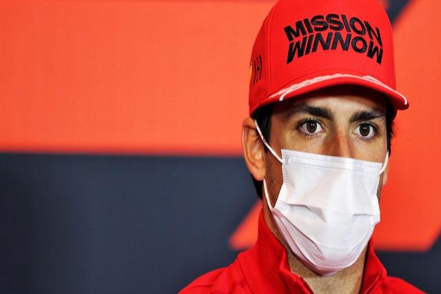 F1, Sainz: Gara në Imola me Ferrari është e veçantë