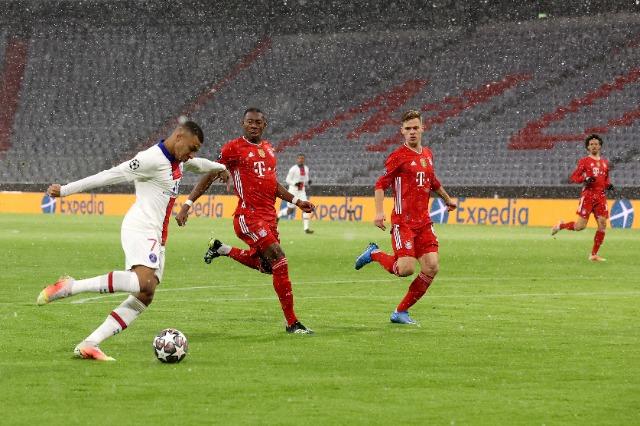 Liga e Kampioneve: PSG surprizon Bajernin, Çelsi bind përballë Portos