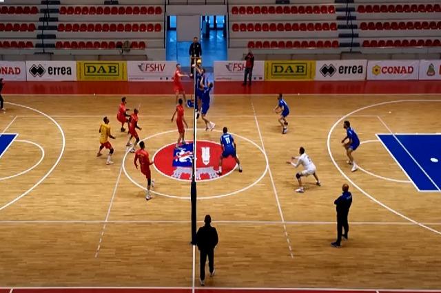 Volejboll Meshkuj/Partizani, fitore në frymën e fundit